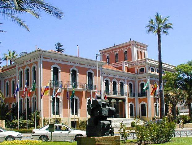 Casa Colón. Huelva
