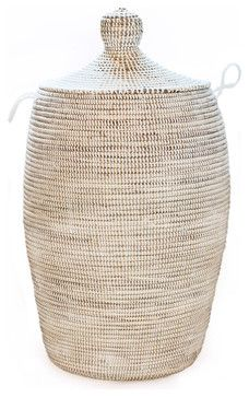 African White Hamper transitional baskets