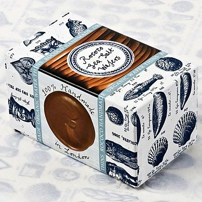 Rococo Chocolates : Organic Milk Chocolate Sea Salt Wafers | Sumally (サマリー): Salts Wafer, Chocolates Sea, Milk Chocolates, Packaging Design, Organizations Milk, Sea Salts, Rococo Chocolates, Chocolates Packaging, Seasalt Moodboard
