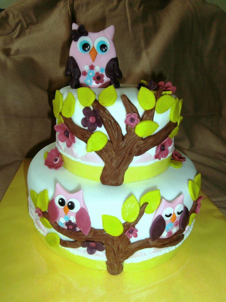 sovičkový dort