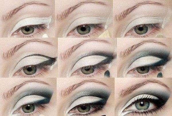 Как сделать глаза больше? Особенности макияжа и хитрости ...