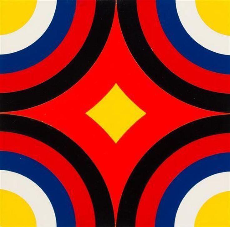 Nassos Daphnis - Geometric abstraction