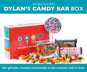 Ever day can feel like a special occasion with a Dylan's Candy Bar Box subscription. | Dylan's Candy Bar | Birthday Party | Personalization | Personalized | Get Personal | Favors | Candy | Treats | Gifts | Design