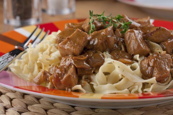 Pork Goulash | MrFood.com