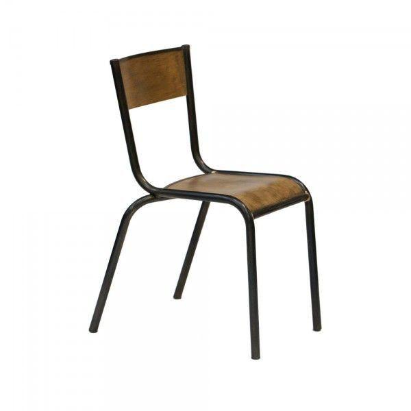 1000 id es sur le th me chaises d 39 cole sur pinterest - Chaise de bureau originale ...