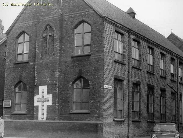 Mount Carmel RC School, Shepherd Street Blackley