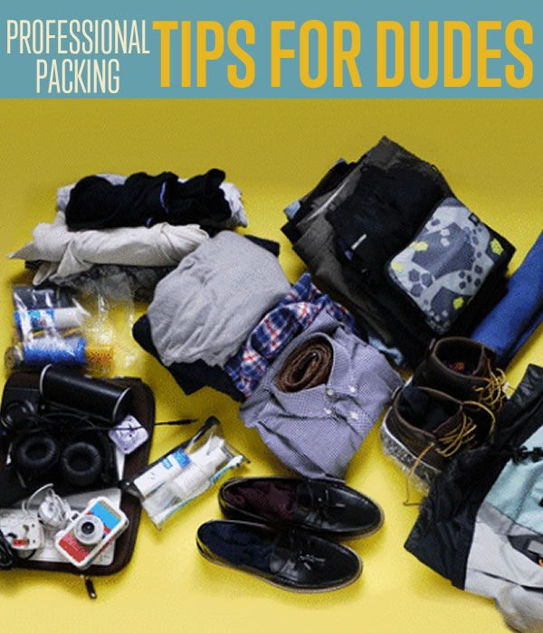 How To Professionally Pack A Suitcase | Planning to go on a trip. Check these packing tips that will get you ready in no time. #DiyReady www.diyready.com
