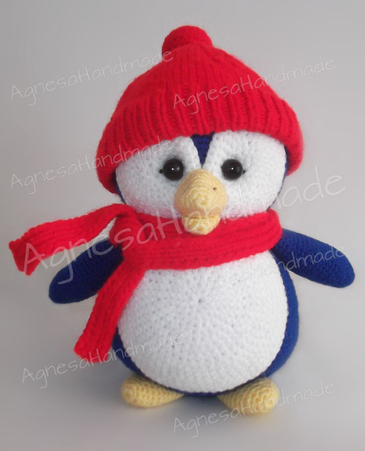 Tutorial Amigurumi Pinguino : 1000+ ideas about Crochet Penguin on Pinterest ...