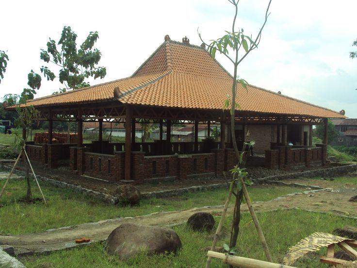 389 best images about javanese architecture on pinterest