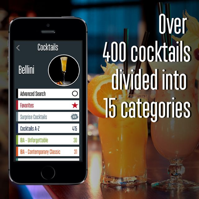 Cocktails by ItalianYummy FREE on App Store
