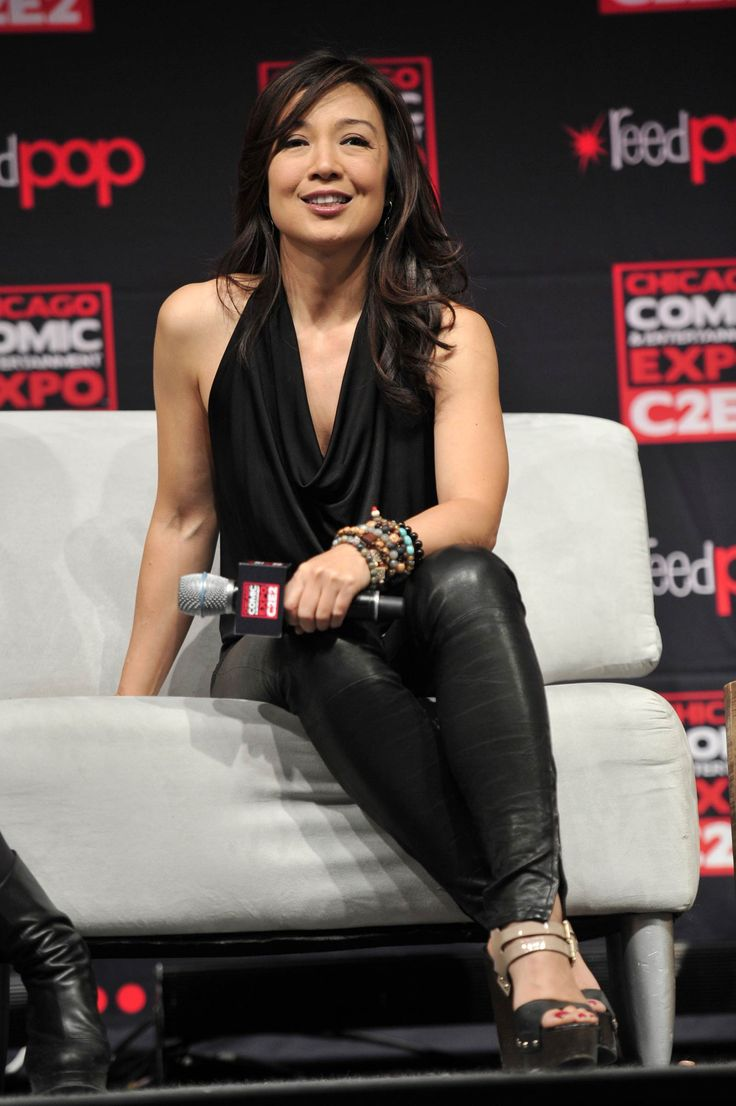 Trend 2018 Hosen Ming Na Wen Attends Chicago Comic Entertainment Expo