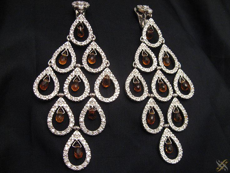 Vintage χειροποίητα σκουλαρίκια - handmade earings by John Jbeili