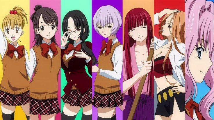 CMG Channel: Download e Torrent Gokujo.: Gokurakuin Joshikou Ry...