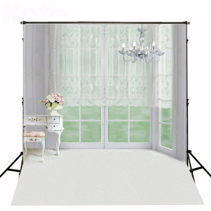 Amazon.com : 5x6.5ft Photography Backdrops Indoor Glass Windows Chandelier Fresh for Wedding Background Backdrop : Camera & Photo