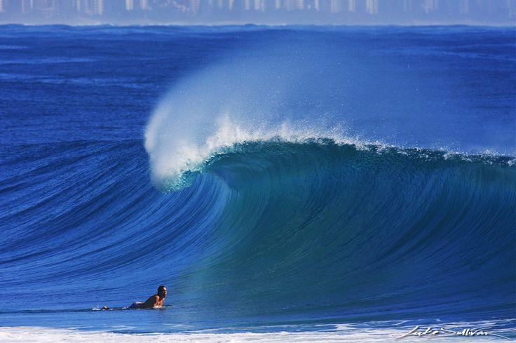 luke sullivan's photo of Burleigh Heads #Queensland #Australia #Surfing