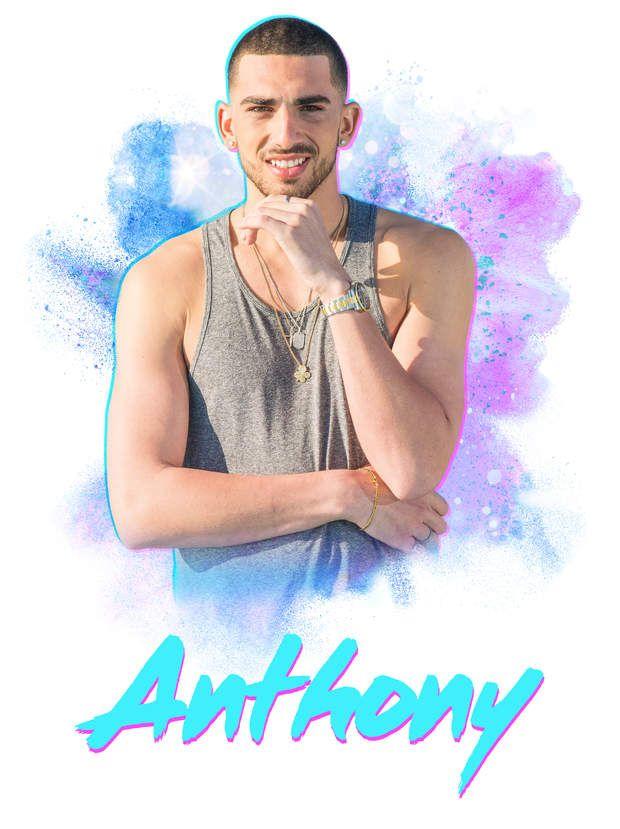 Anthony, comédien en herbe