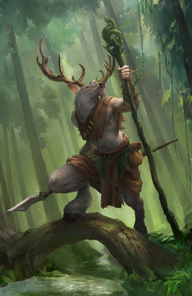 The Horned Lord
