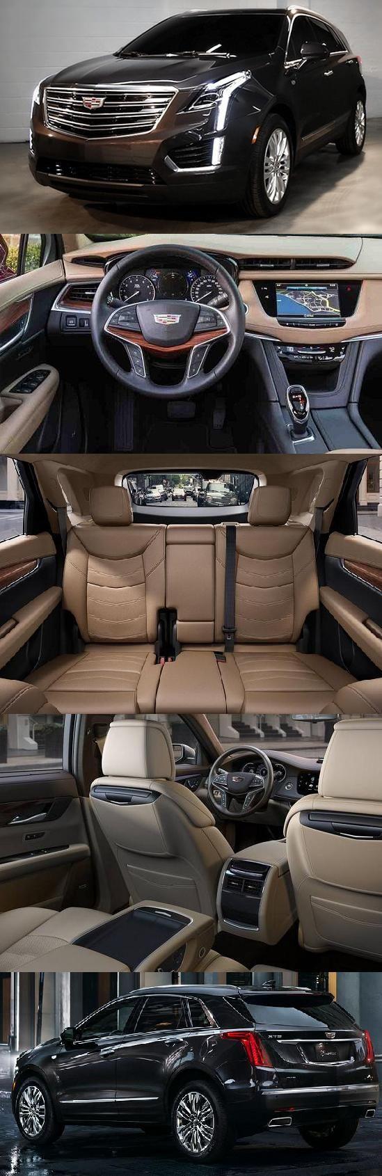 2018 Cadillac XT5.  Cadillac XT5 2018 luxury crossover