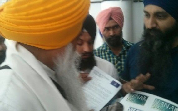 Delhi Sikh youth leader taken into custody by police as Nanak Shah Fakir movie releases today - http://sikhsiyasat.net/2015/04/17/delhi-sikh-youth-leader-taken-into-custody-by-police-as-nanak-shah-fakir-movie-releases-today/