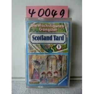 Scotland Yard - Folge 1: Die Wachsfigurengangster. Hörspiel. Gelesen von Charles Brauer - leider eingestellt :( Hab diese Serie so geliebt in meiner Kindheit!