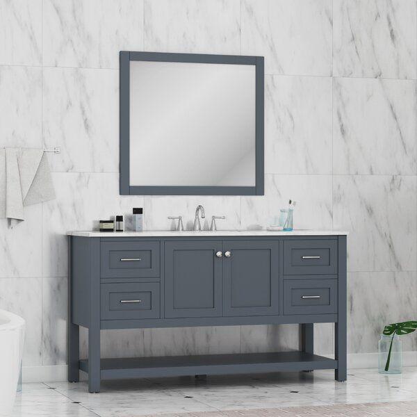 warburton 60 single bathroom vanity