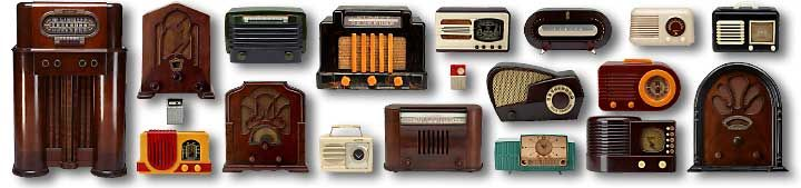vintage radios--  want one!