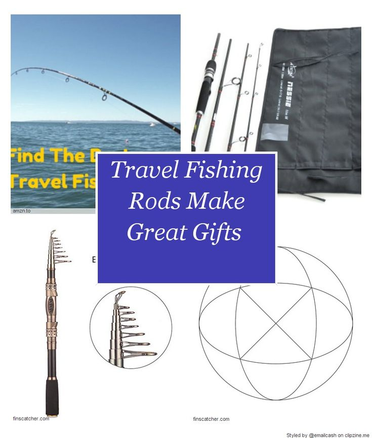 193 best fishing rods images on pinterest fishing for Best travel fishing rod