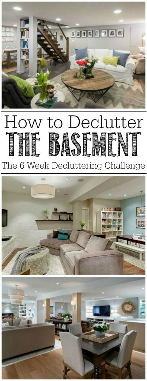 how to clean and organize the basement open concept basement ideas and the wall. Black Bedroom Furniture Sets. Home Design Ideas