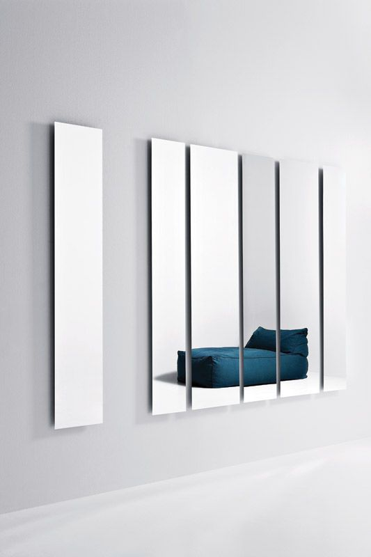 Wall mirror / design RECTANGULAR GEOMETRIKA PIANCA