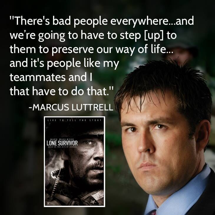 Marcus Luttrell Quotes. QuotesGram