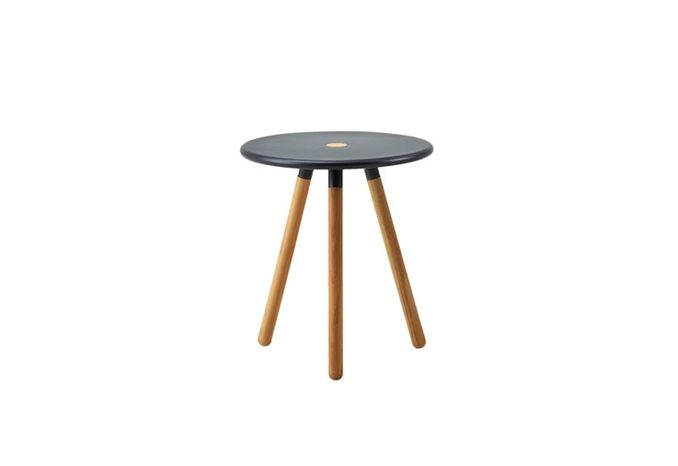 Area side table/footstol by Cane-line