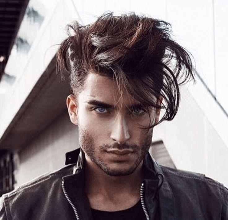 Frisuren männer oben lang seiten kurz   Frisuren männer in
