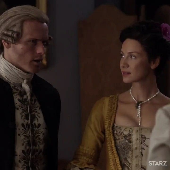 Jamaica - Jamie and Claire w/Lord John Grey - Outlander_Starz Season 3 Voyager - posted up on November 5th, 2017