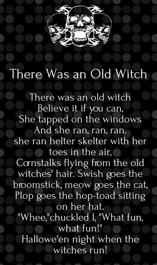 Halloween Love Cards Poems. Halloween PoemsHappy Halloween QuotesHalloween  ...
