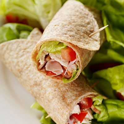 Healthy recipes to bring to work.