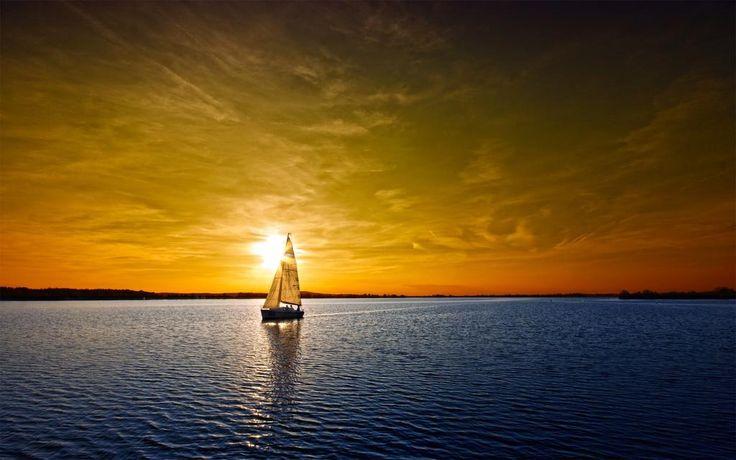 Good night Friends. Good night Everyone. Have a peaceful night.  Lake Balaton, Hungary
