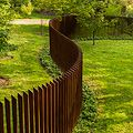 Archer & Buchanan Architecture has recently honored by the Society of American Registered Architects, Pennsylvania Council for a sculptural fence.