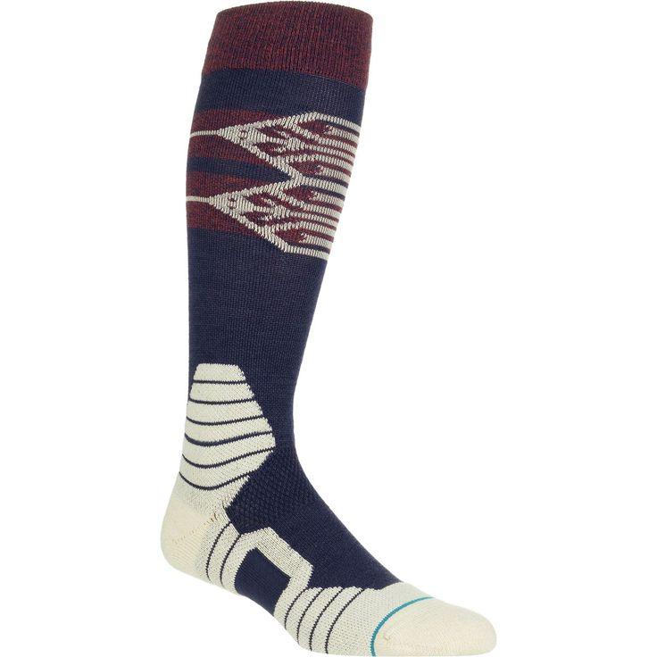 Stance Hive Snow Merino Wool Sock Navy M