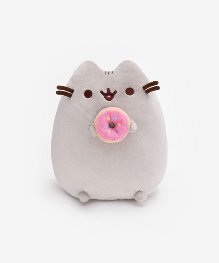 Donut Pusheen plush toy
