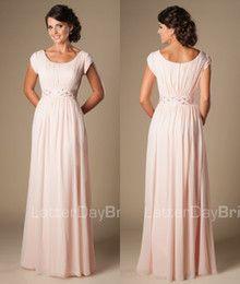 Best 25  Modest bridesmaid dresses ideas on Pinterest | Bridesmaid ...