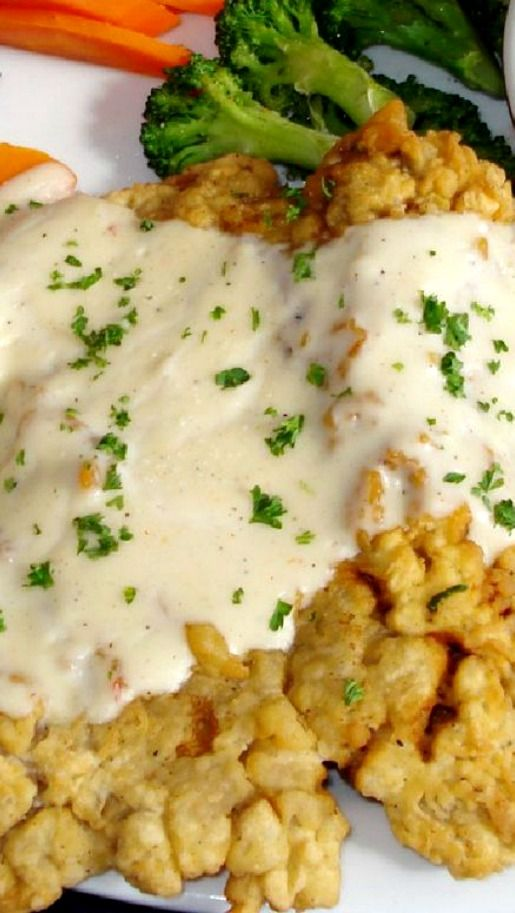 The Best Chicken Fried Steak Recipe. Always looking to improve even tho I think I finally got it down!!!
