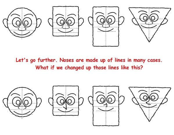 follow instructions to draw a picture
