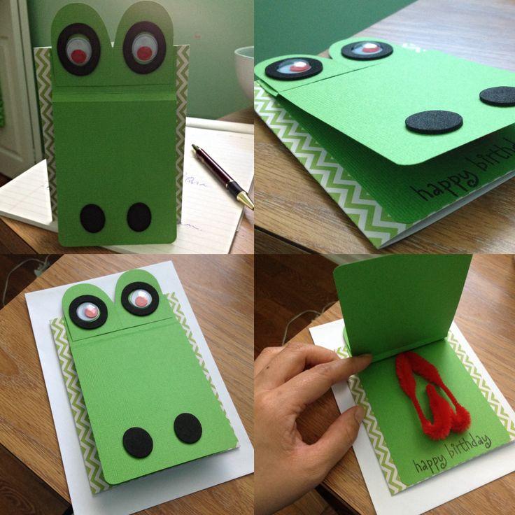 Matteo's 5th birthday card.  handmadewithlove
