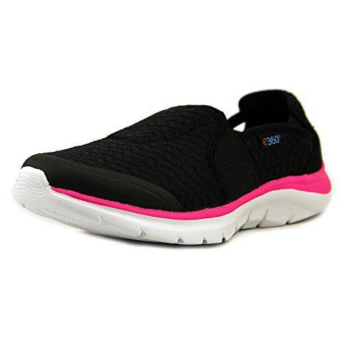Zapato para caminar Myles para mujer, tela multi color turquesa, US 8 M