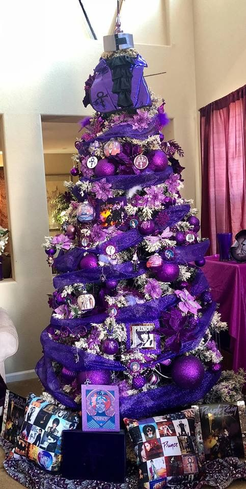 Prince Christmas Decorations.Pin By Tomiko Dickinson On Prince In 2019 Prince Purple