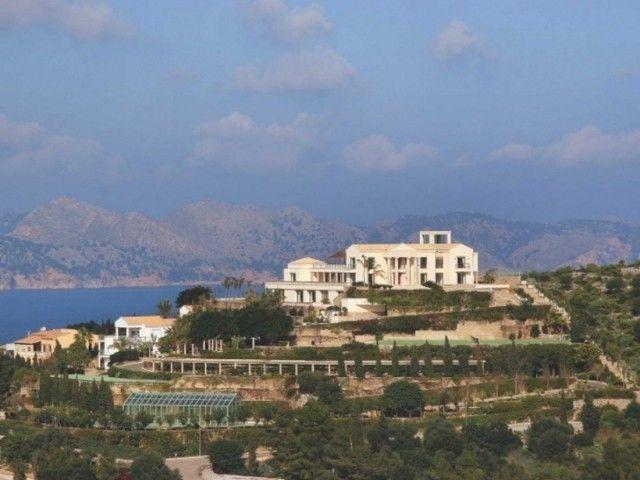 Majestic Villa, ready to move in Bonaire in Balearic Islands, Balearic Islands, Spain   ZOVUE