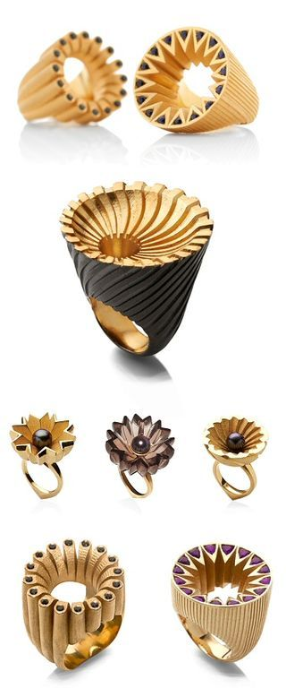 BoldB (Britta Boeckmann) | The Carrotbox Jewelry Blog - rings, rings, rings! | Bloglovin'