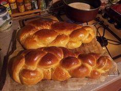 Tresse vaudoise : brioche suisse - Recette de cuisine Marmiton : une recette