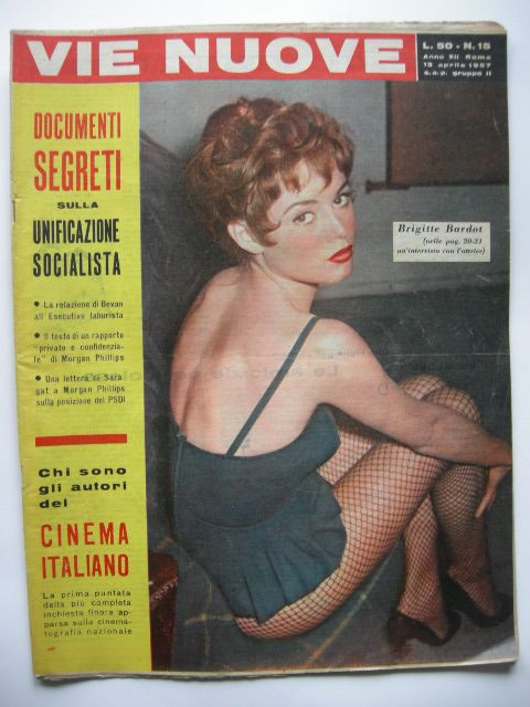 Brigitte Bardot (giornale)