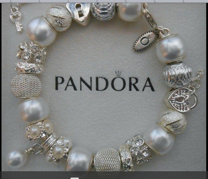 Pandora Pearl White
